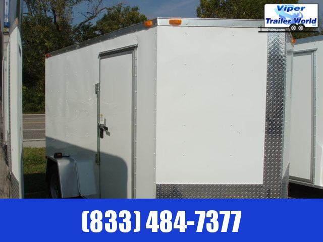 2021 Triple R 6x12 SA Enclosed Cargo Trailer