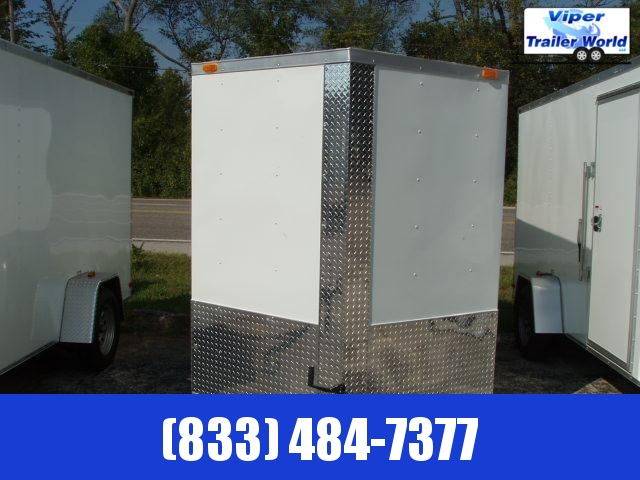 2021 Triple R 6x12 TA Enclosed Cargo Trailer