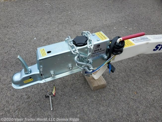 2022 Stehl Tow Dolly   Hydraulic Surge Disc Brakes