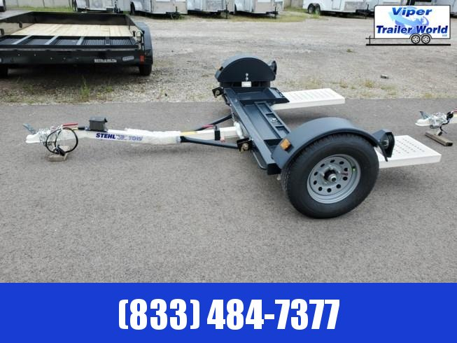 2021 Stehl Tow Dolly with Electric Brake