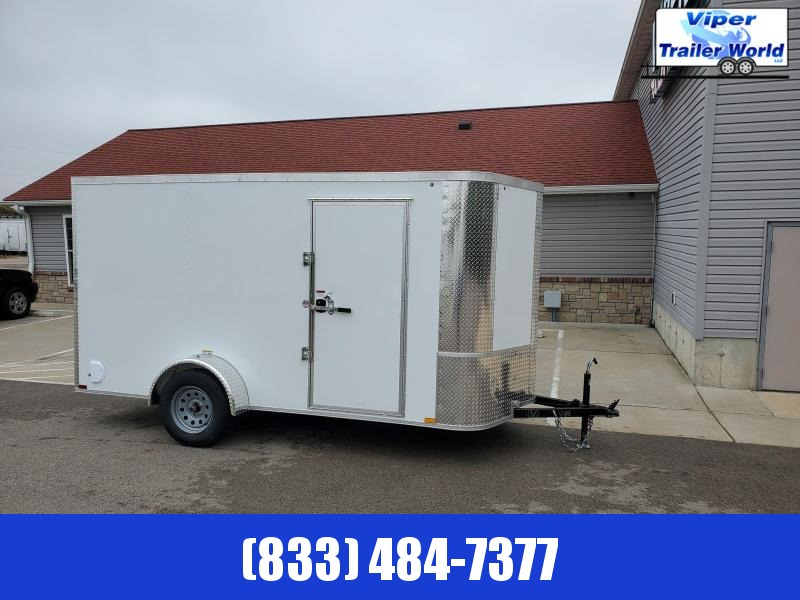 2021 Arising 6 X 10 Enclosed Cargo Trailer
