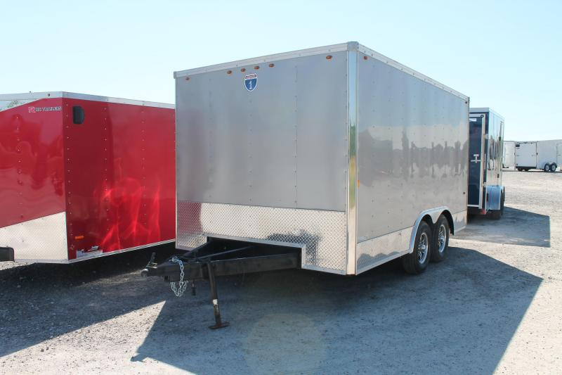 2020 Interstate 8' X 14' Enclosed Cargo Trailer