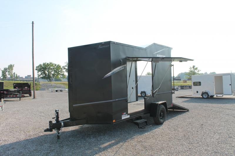 2021 Impact Trailers 14' RANGER Enclosed Cargo Trailer