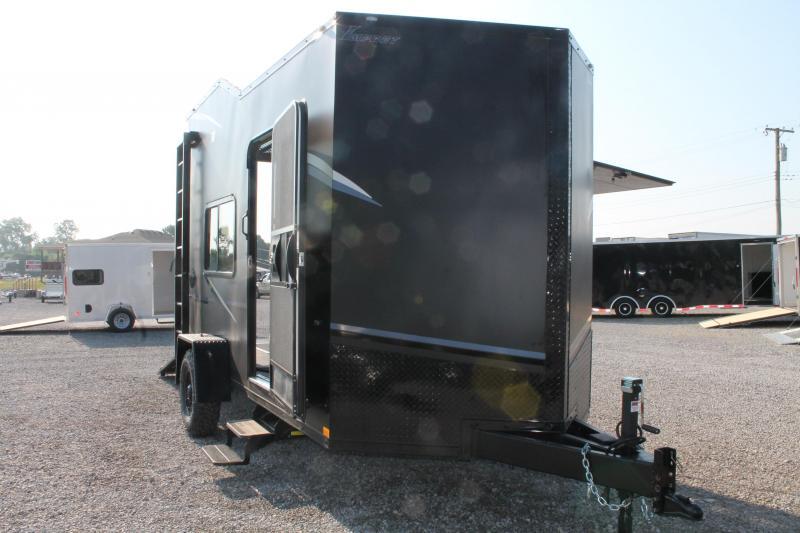 2021 Impact Trailers 14' RANGER Enclosed Cargo Trailer