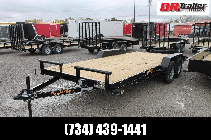 2021 DooLitttle Trailers 18' CAR 7K Car / Racing Trailer