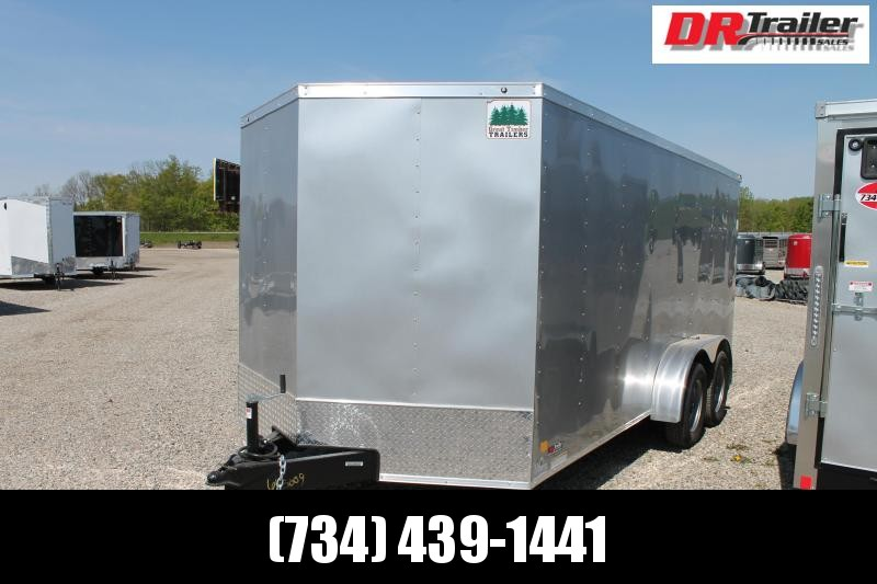 2021 RC Trailers 7' x 16' RGT ENCLOSED TRAILER Enclosed Cargo Trailer