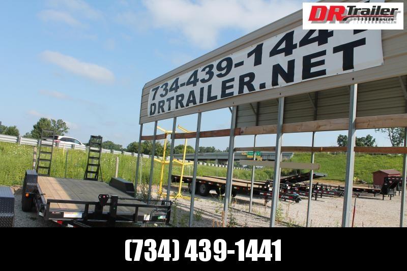 2022 PJ Trailers 20' FR 14K GVWR EQUIPMENT TRAILER Equipment Trailer