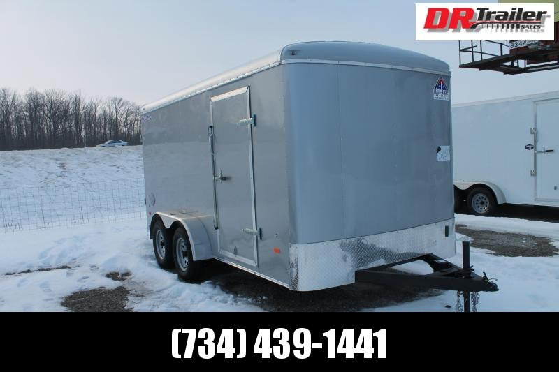 2021 Haul-About 7' X 14' RD Enclosed Cargo Trailer