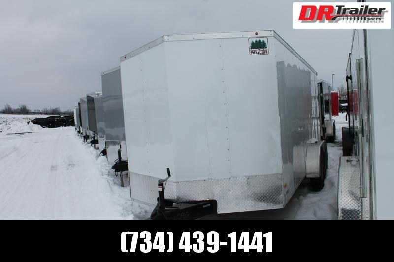 2021 RC Trailers 7' X 16' RG RD Enclosed Cargo Trailer