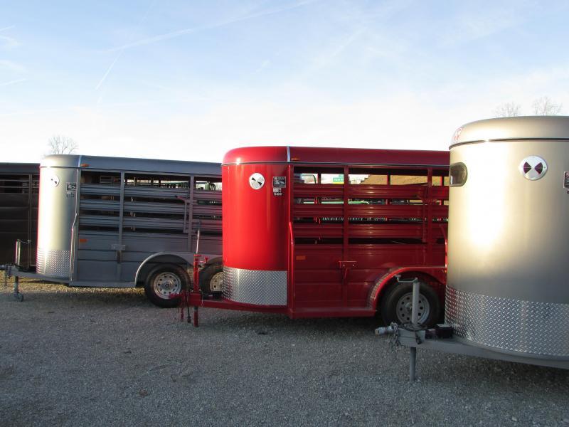 W-W Trailer 14 Livestock Trailer