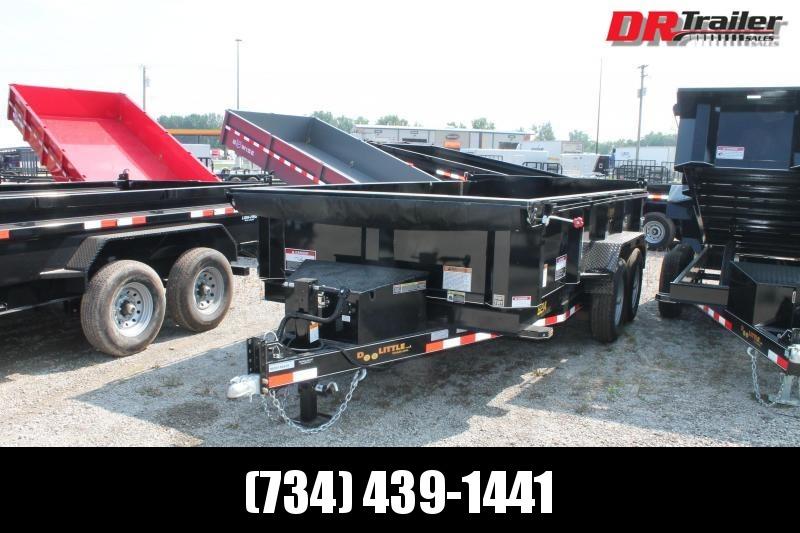 2022 DooLitttle Trailers 14' 14K GVWR DUMP TRAILER Dump Trailer