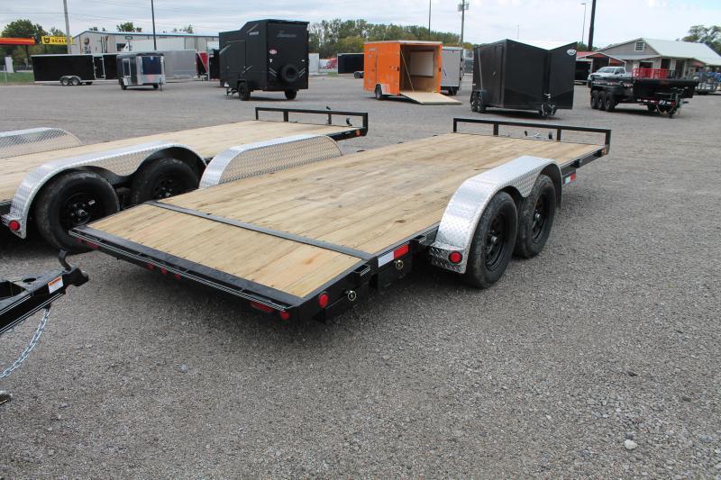 2021 PJ Trailers 18' CAR 7K Car / Racing Trailer