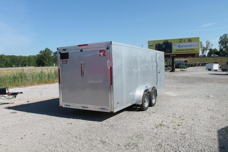 2020 RC Trailers 7' X 23' ATV Enclosed Cargo Trailer