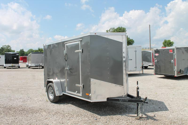 2020 RC Trailers 5' X 10' RD Enclosed Cargo Trailer
