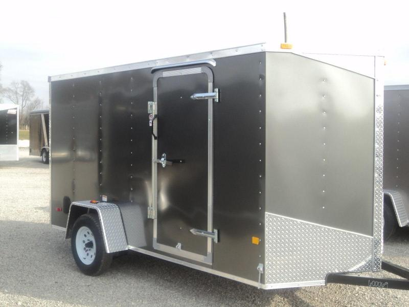 RC Trailers RWT6X12SA Enclosed Cargo Trailer
