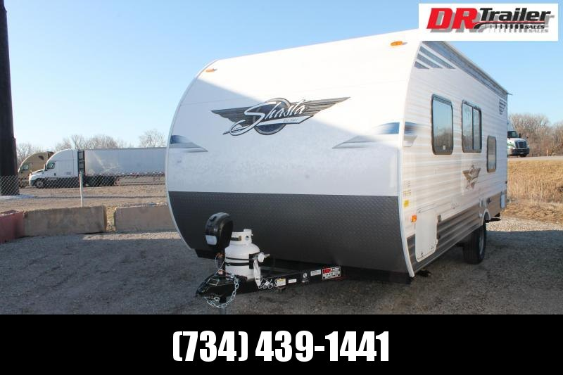 2021 Shasta SHASTA 18' BH RECREACTIONAL VEHICLE Travel Trailer RV