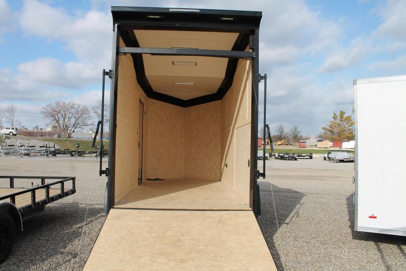 2021 Impact Trailers 7' X 14 BLACKOUT RANGER Enclosed Cargo Trailer