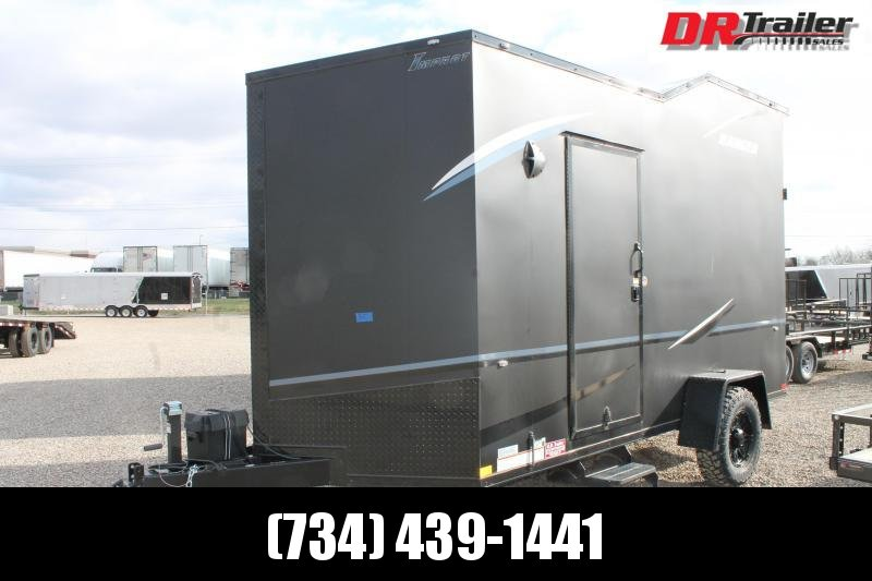2021 Impact Trailers 7' X 14 BLACKOUT RANGER Enclosed Cargo Trailer