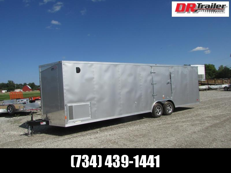 RC Trailers 28ft Carhauler Cargo / Enclosed Trailer