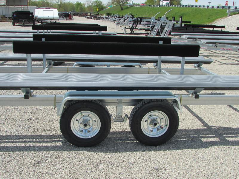 Wolverine Trailers All Pro 24 Bunk Style Pontoon Boat Trailer