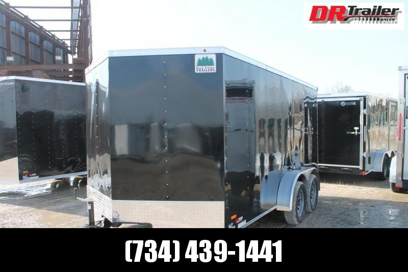 2021 RC Trailers 7' X 14' RD RGT Enclosed Cargo Trailer