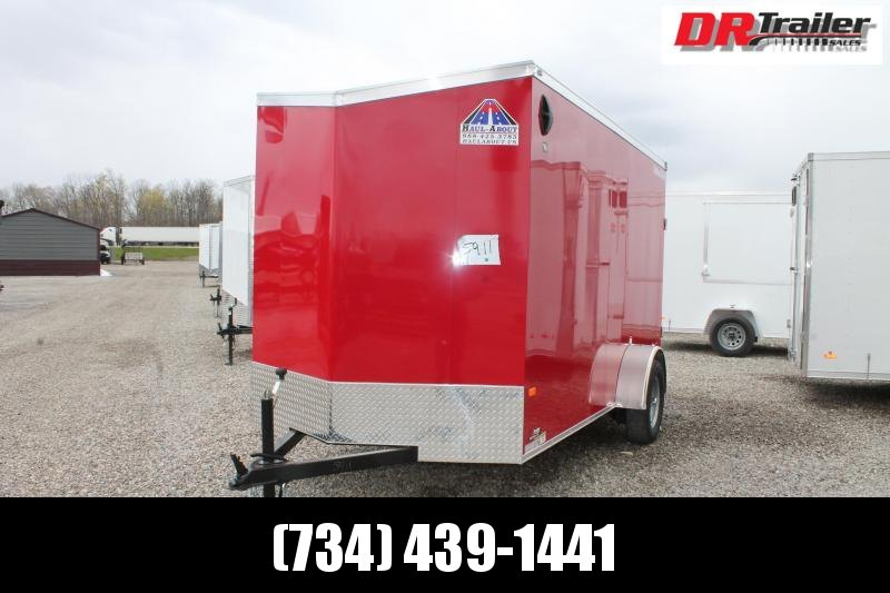 2021 Haul-About 6' X 12' SA TRAILER Enclosed Cargo Trailer