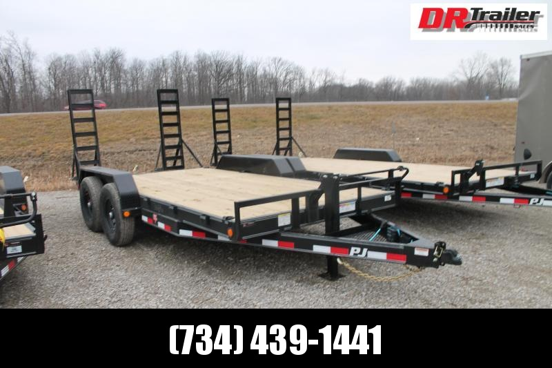 2021 PJ Trailers 16' FR 14K Car / Racing Trailer