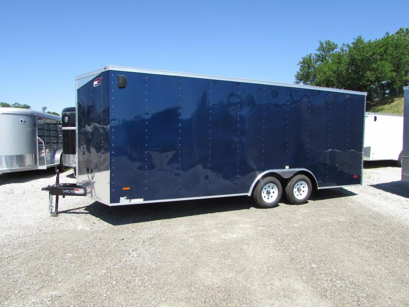 RC Trailers 20 FT 7h Car Enclosed Cargo Trailer