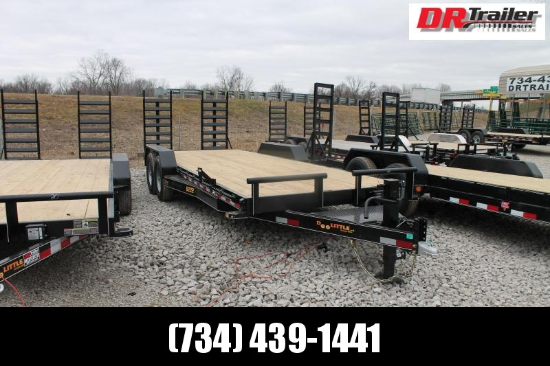 2021 DooLitttle Trailers 22' FR 14K Equipment Trailer