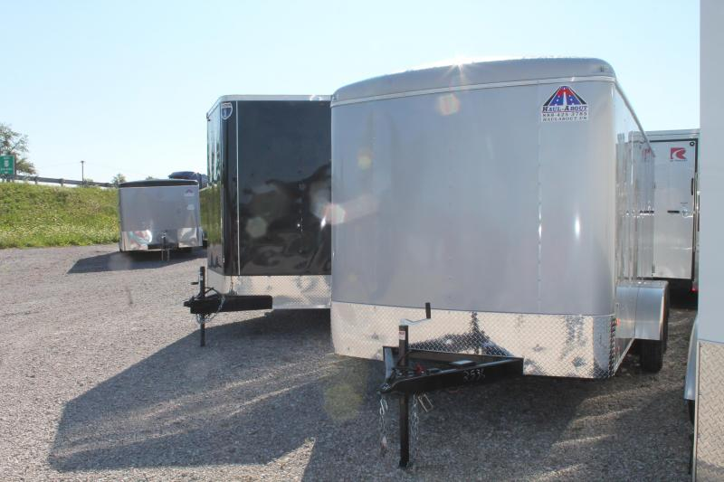 2020 HAUL ABOUT 7' X 14' RD Enclosed Cargo Trailer