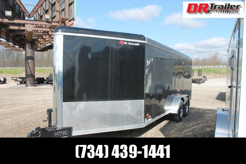 2021 RC Trailers 7' X 23' DOUBLE DOOR TRAILER Enclosed Cargo Trailer