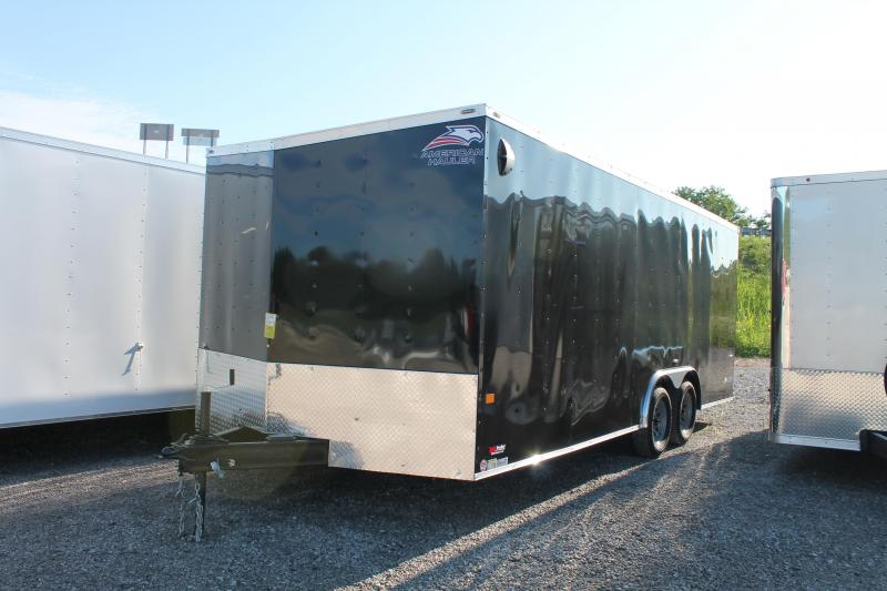 2021 American Hauler 20' 7K CAR Car / Racing Trailer