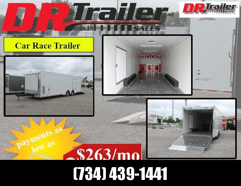 2020 American Hauler CAR RACE TRAILER Car / Racing Trailer