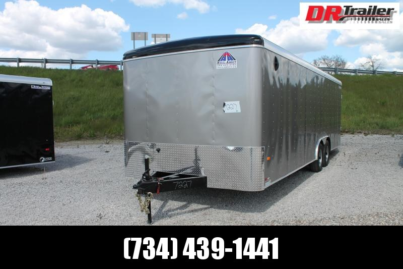 2021 Haul-About 24' 10K GVWR CAR HAULER Enclosed Cargo Trailer