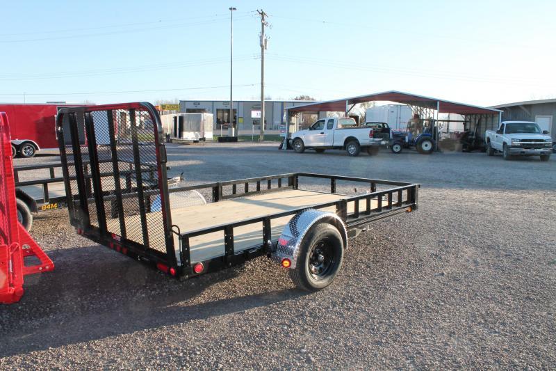 2021 PJ Trailers 12' RG ATV Equipment Trailer