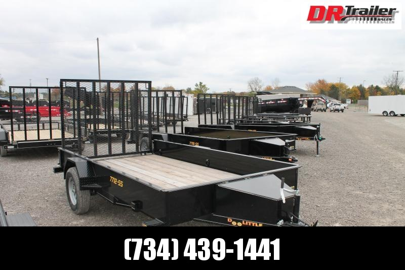 2021 DooLitttle Trailers 6' X 12' RG Equipment Trailer