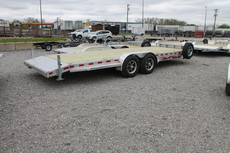 2021 Wolverine Trailers 22' CAR 10K GVWR Car / Racing Trailer