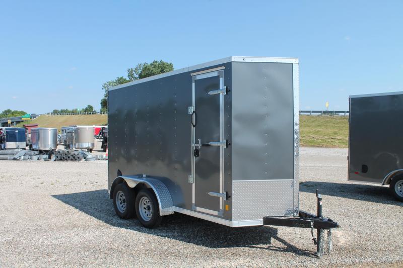 2021 RC Trailers 5' X 12' TA RD ENCLOSED TRAILER Enclosed Cargo Trailer