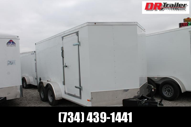 2021 RC Trailers 7' X 14' RD T Enclosed Cargo Trailer