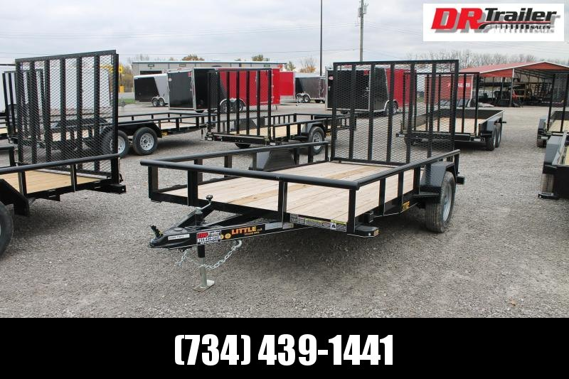 2021 DooLitttle Trailers 6' X 12' RD Equipment Trailer
