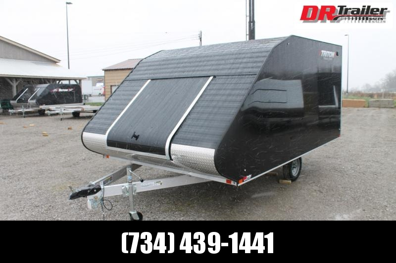 2021 Triton TC 128 Snowmobile Trailer