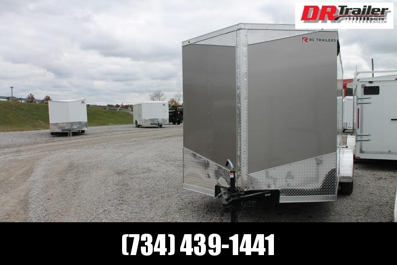 "2021 RC Trailers 7' X 14' + 6"" RD Enclosed Cargo Trailer"
