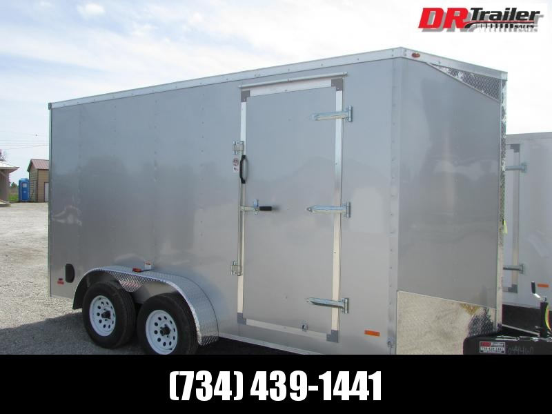 RC Trailers 7 X 14 W/7 ht. Enclosed Cargo Trailer