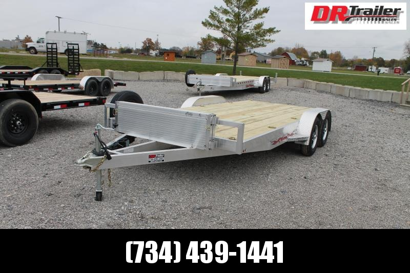 2021 Wolverine Trailers 18' CAR 7K Car / Racing Trailer