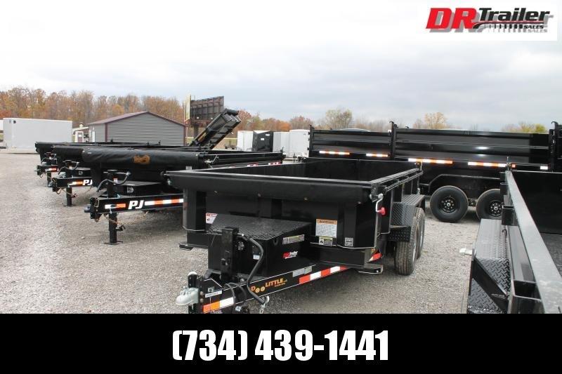 2021 DooLitttle Trailers 6' X 12' 10K Dump Trailer