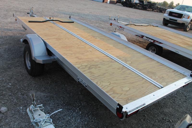 2020 Triton ELITE 5 Snowmobile Trailer