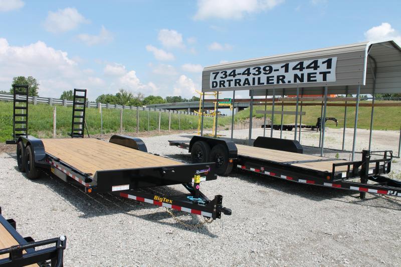 2021 Big Tex Trailers 20' FR 10K GVWR EQUIPMENT TRAILER Equipment Trailer