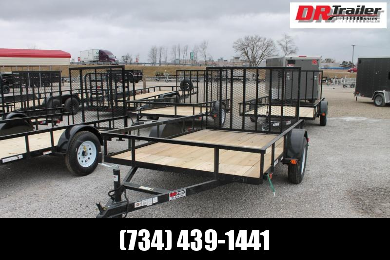 2021 Carry-On 6' X 10' RG Equipment Trailer