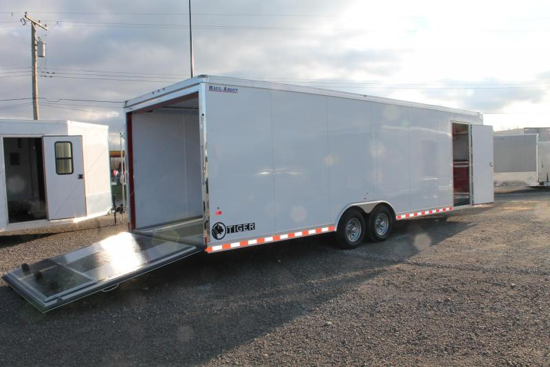 2021 Haul-About 28' CAR 10K Car / Racing Trailer