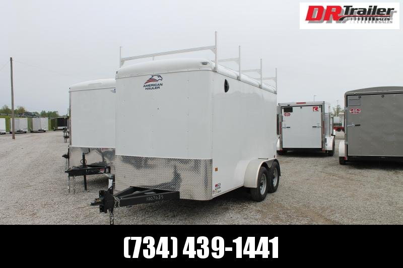 2020 American Hauler 6'X12' TA RD Enclosed Cargo Trailer